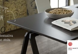 YUNO - The smart alternative to the folding table
