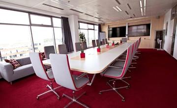 Accenture Platinum room