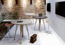 Bar table ATREO WOOD