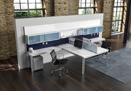 Office desks ZEFIRO
