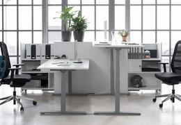 Electric height-adjustable desk FOXX_E