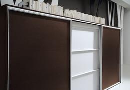 Sliding doors cabinets DEDALO