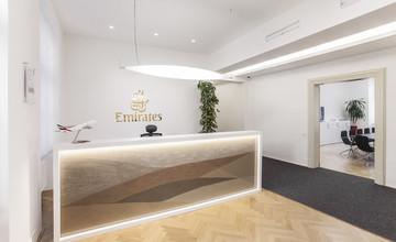 Emirates Airlines Prague