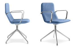 Meeting swivel chair FLEXI / CHL