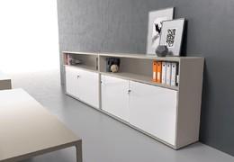 Sliding doors cabinet ROMOLO