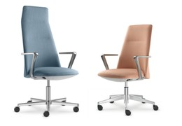 Swivel chairs MELODY design