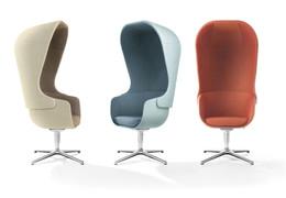 Acoustic armchair NU