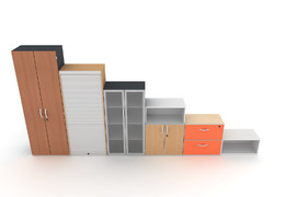 Cabinets and containers CP LINE