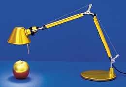 Tolomeo table Micro GOLD